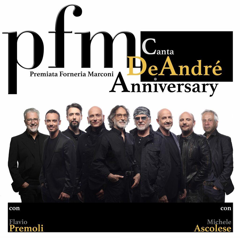 Premiata Forneria Marconi - PFM canta De André (Biglietti)