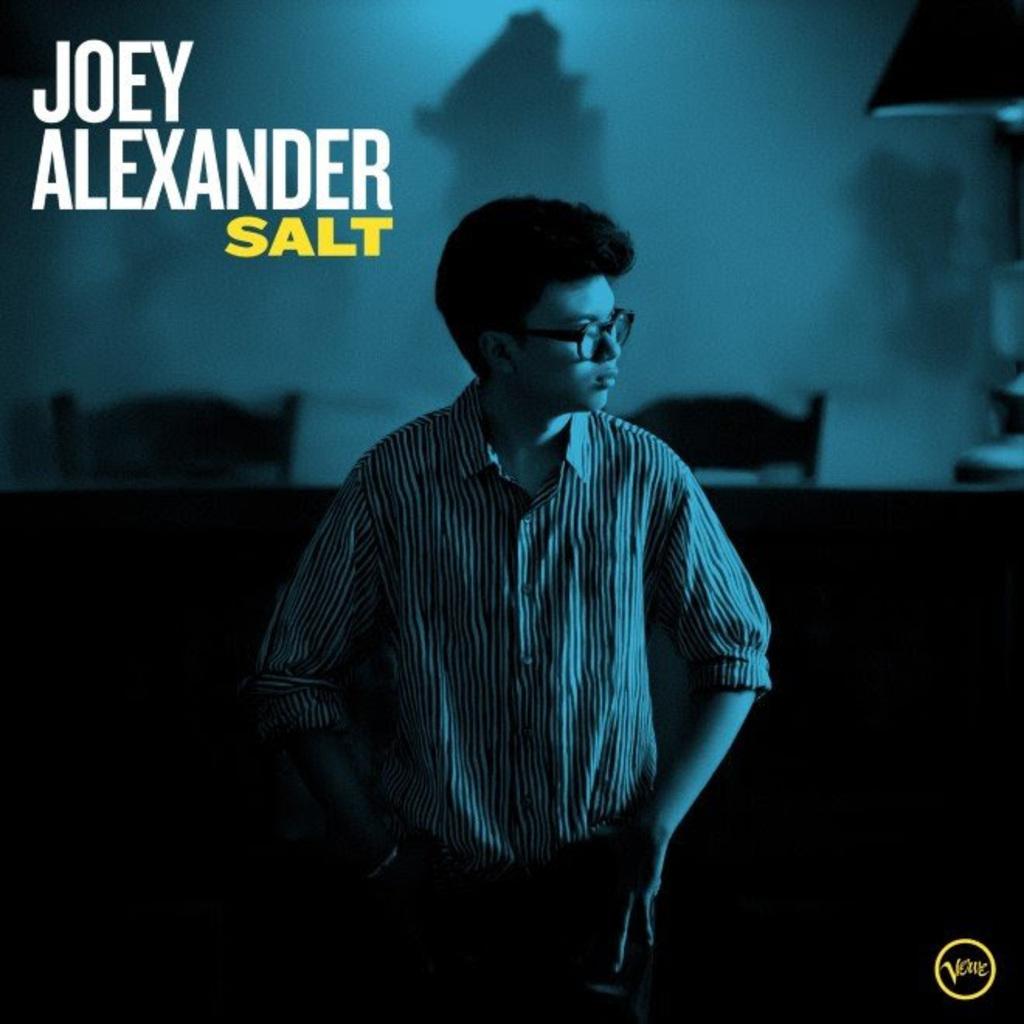 """Salt"":  il nuovo bravo ""elettrico"" di Joey Alexander"