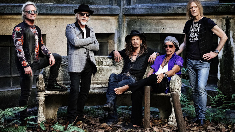 Aerosmith - Live (Biglietti)