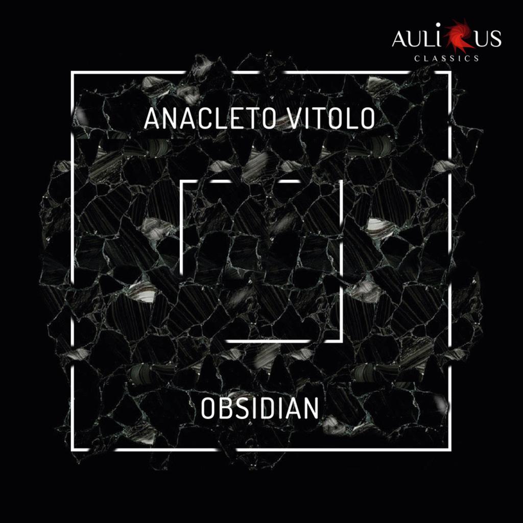 """Anacleto Vitolo pubblica per Aulicus Classics """"Obsidian"""""""