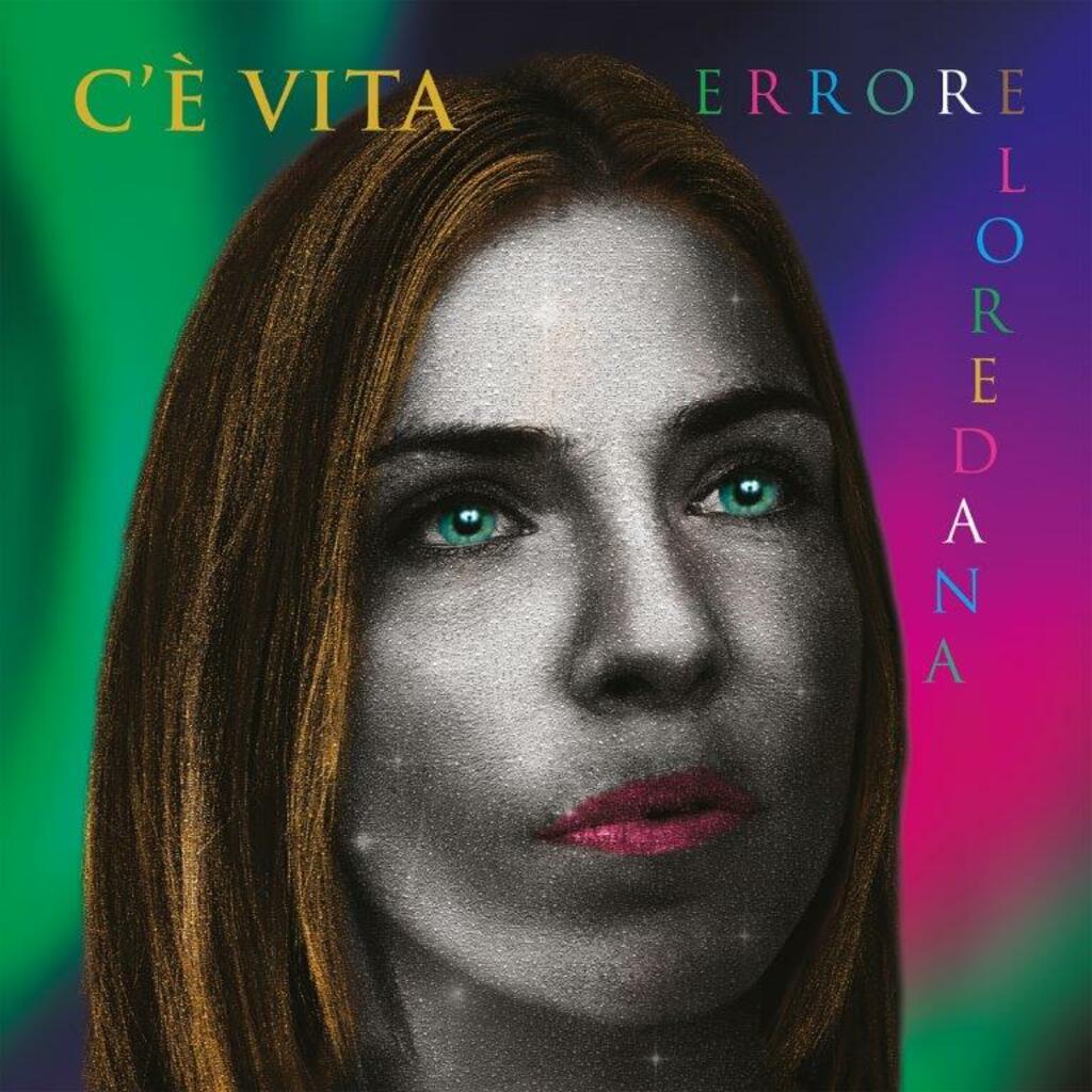 """""""C'è vita"""" di Loredana Errore disponibile anche in vinile"""