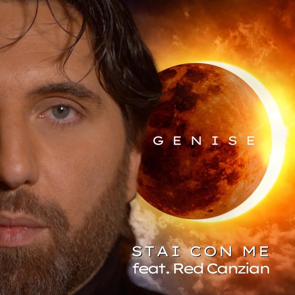 """Da venerdì 16 aprile """"Stai con me"""" il singolo di Genise con il featuring di Red Canzian"""