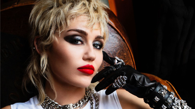 """Da venerdì 9 aprile in radio """"Angels Like You"""" il nuovo singolo di Miley Cyrus"""