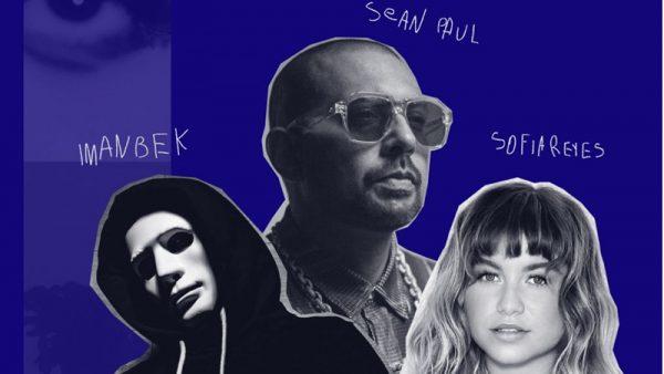 """Dancing on dangerous"" di Imanbek (con Sean Paul e Sofia Reyes) in radio e in digitale"