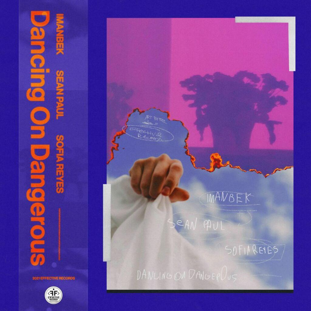 """Dancing on dangerous"" di Imanbek & Sean Paul ft. Sofia Reyes è in radio e in digitale"