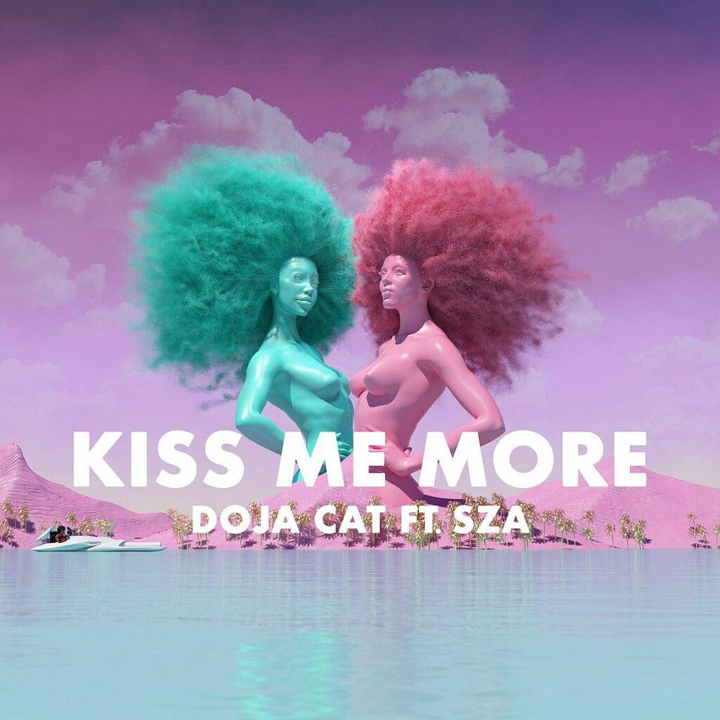 """Doja Cat per la prima volta insieme a SZA nel nuovo singolo """"Kiss me more"""""""