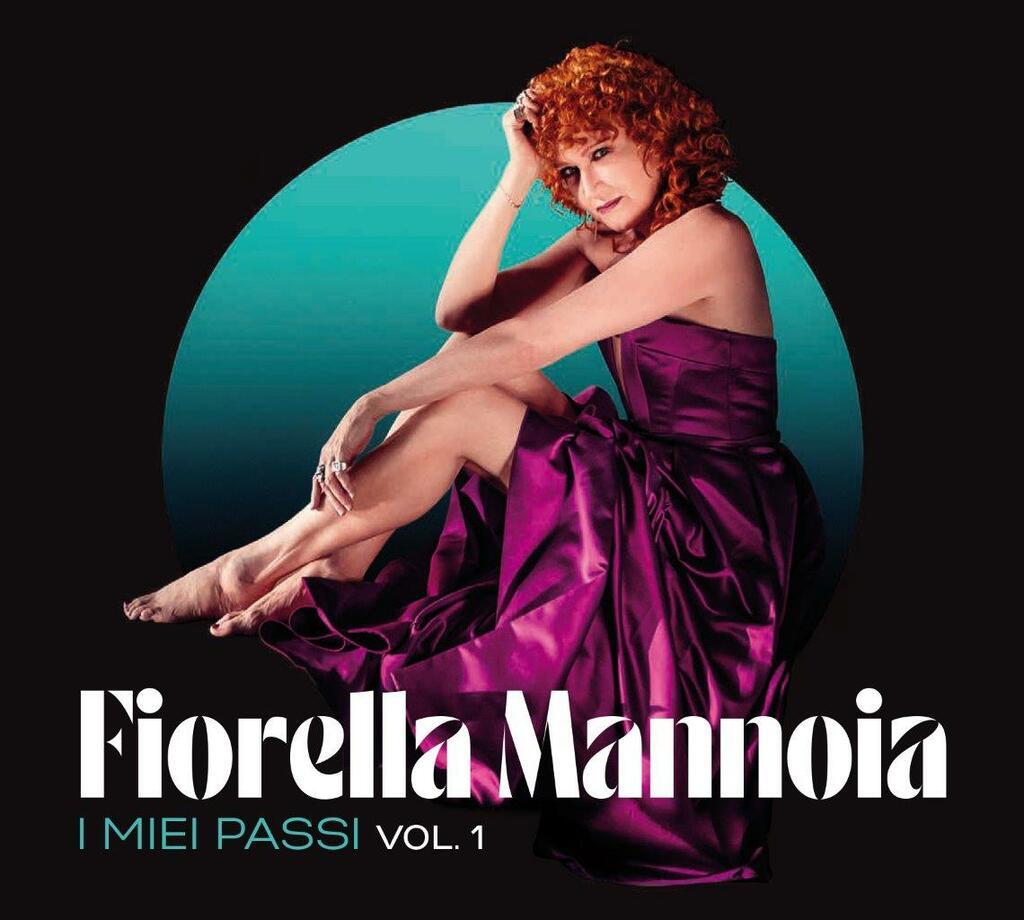 """Fiorella Mannoia """"I miei passi"""": un'antologia da collezione in 5 volumi"""