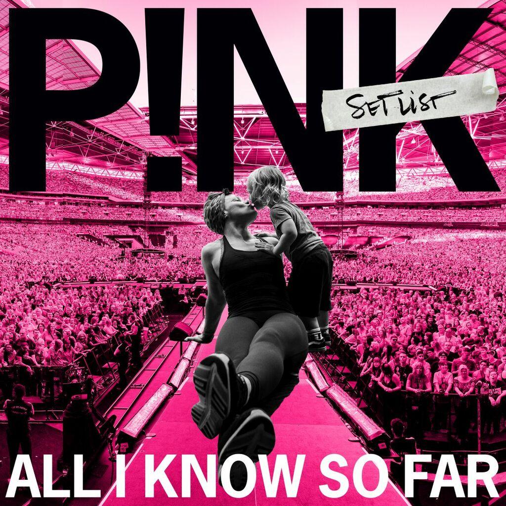 """Il 7 maggio esce il nuovo singolo """"All I know so far"""" di Pink"""