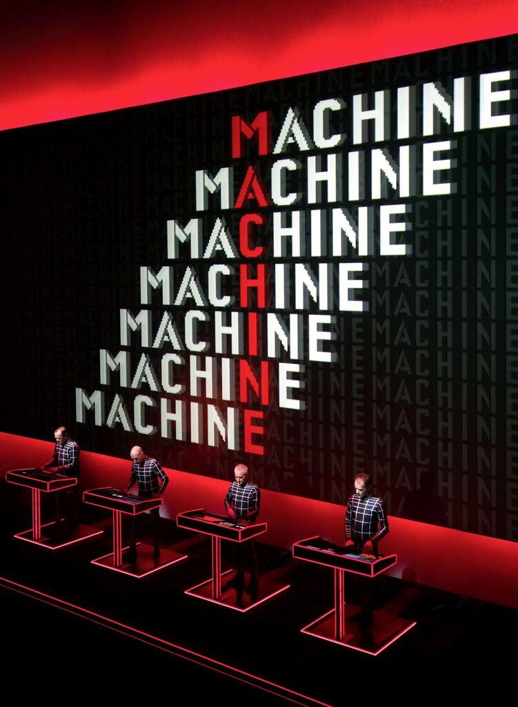 Kraftwerk 3-D - Tour Live (Biglietti)