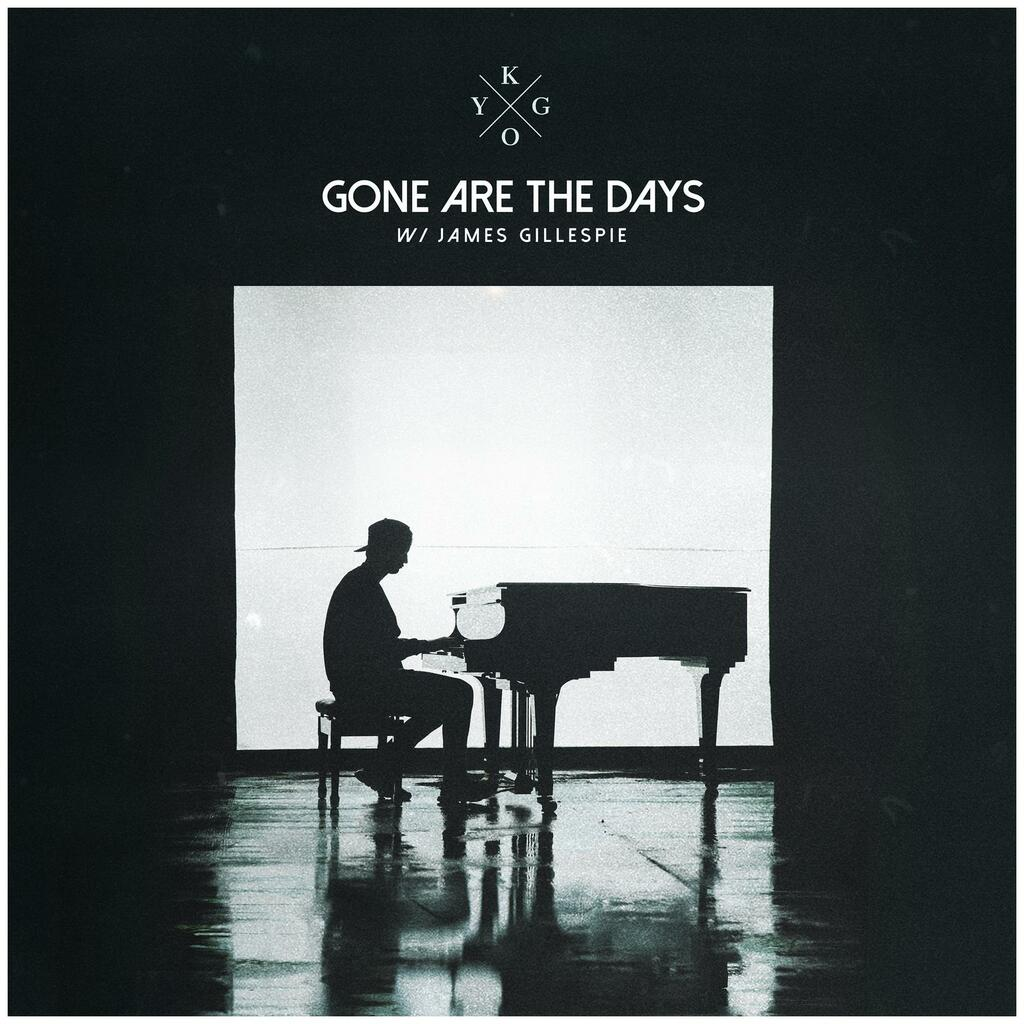 "Kygo ha pubblicato il suo nuovo singolo ""Gone are the days"" ft. James Gillespie"