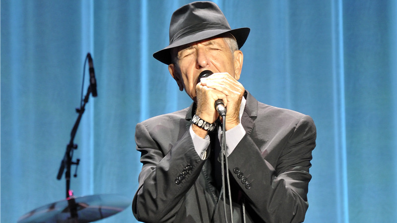 Leonard Cohen. Quasi come un blues