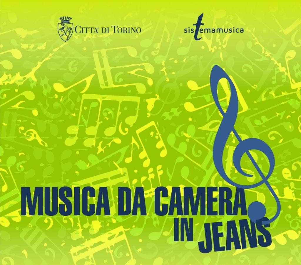 Musica da camera in jeans. Bando per giovani musicisti