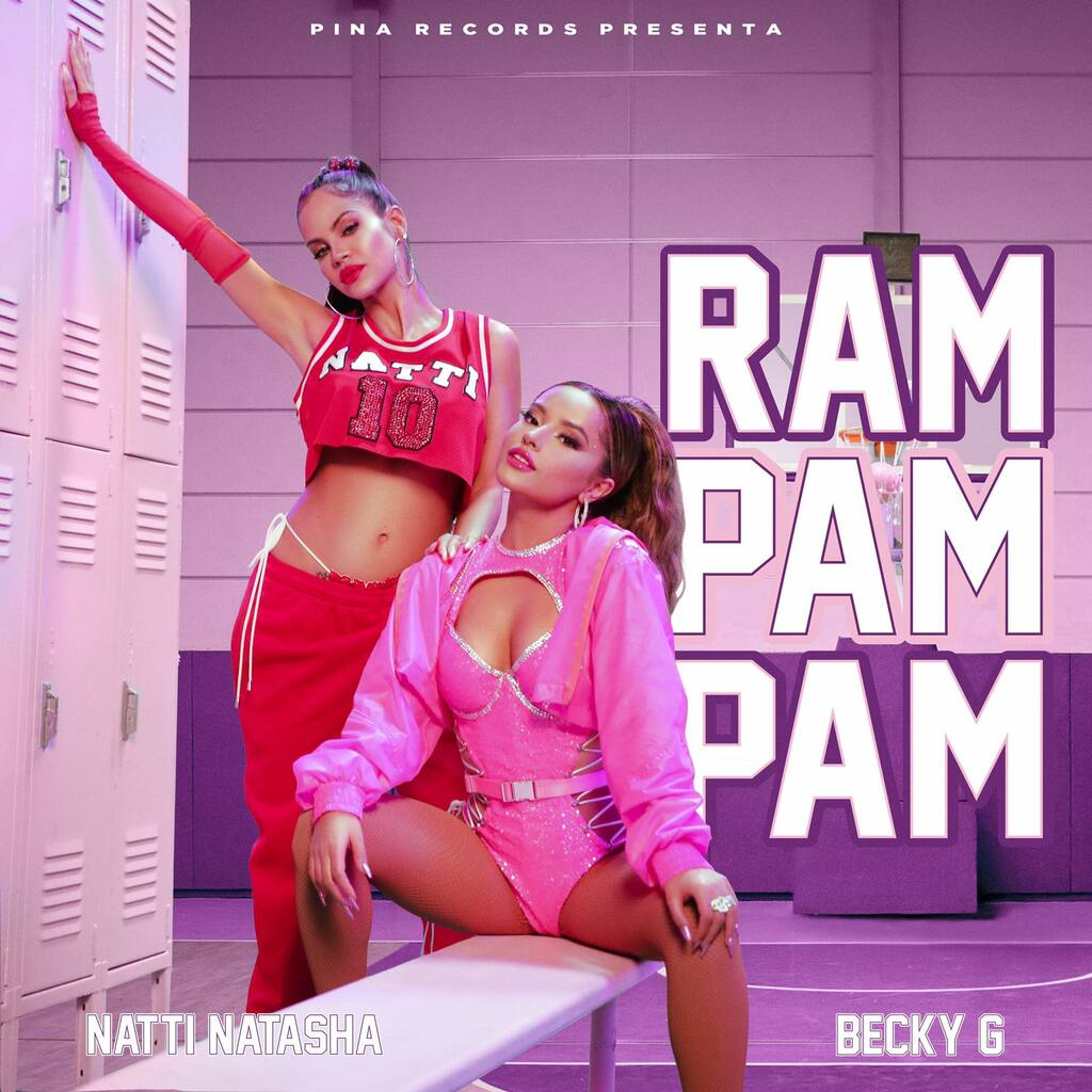 """Natti Natasha e Becky G tornano con il nuovo singolo """"Ram Pam Pam"""""""