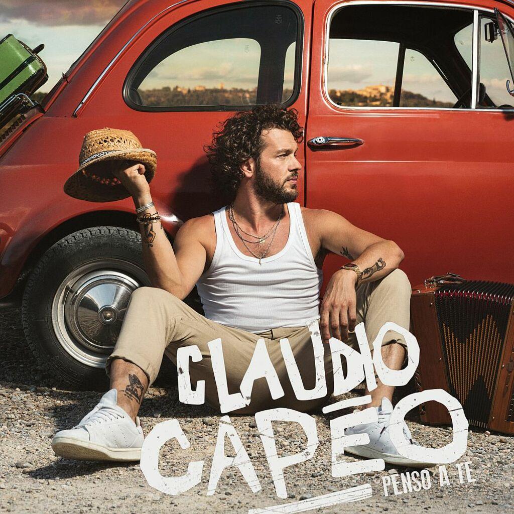 """""""Penso a te"""": l'omaggio di Claudio Capéo alla cultura italiana"""