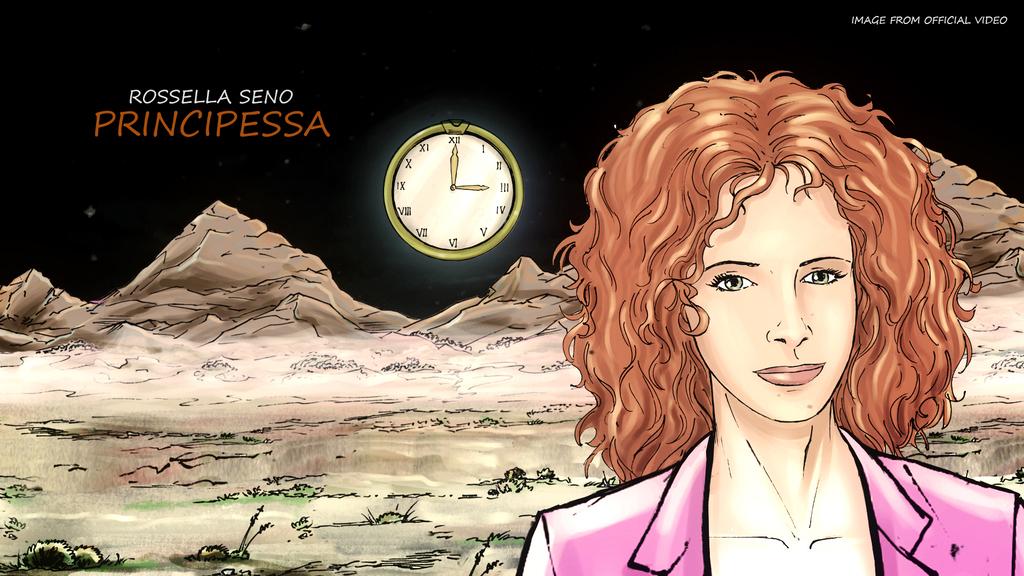 """""""Principessa"""" di Rossella Seno: il video del brano sul tempo che segna e insegna"""