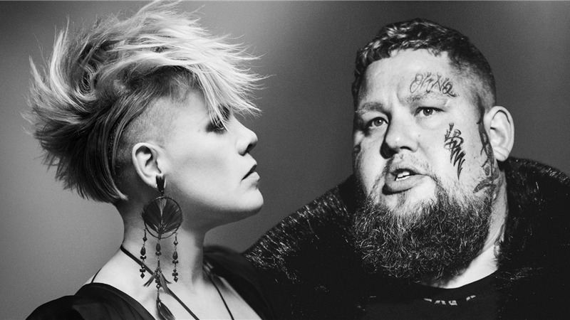 "Rag'n'bone Man per la prima volta insieme a Pink nel singolo ""Anywhere away from here"""