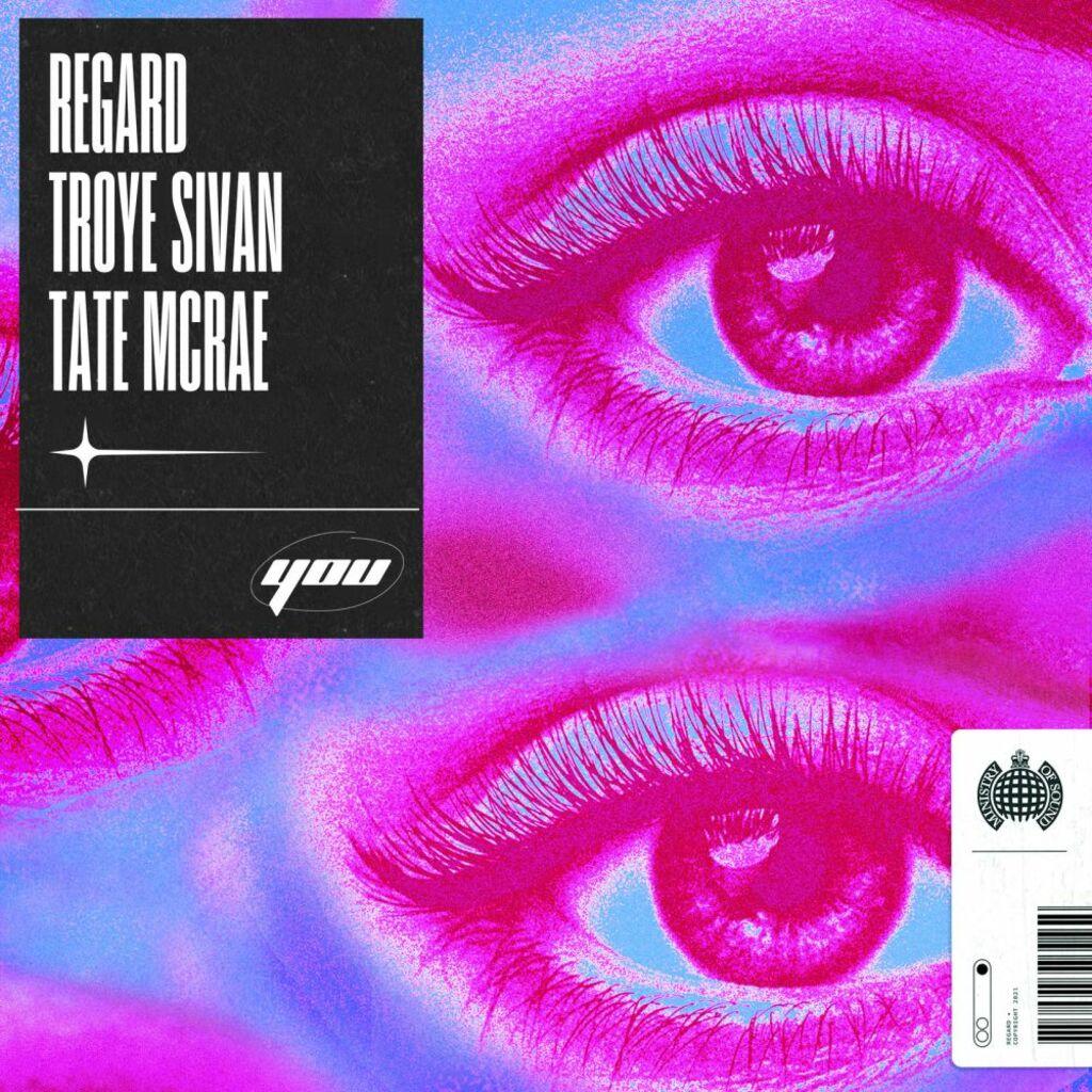 """Regard in collaborazione con Troye Sivan e Tate McRae ha pubblicato il suo nuovo singolo """"You"""""""