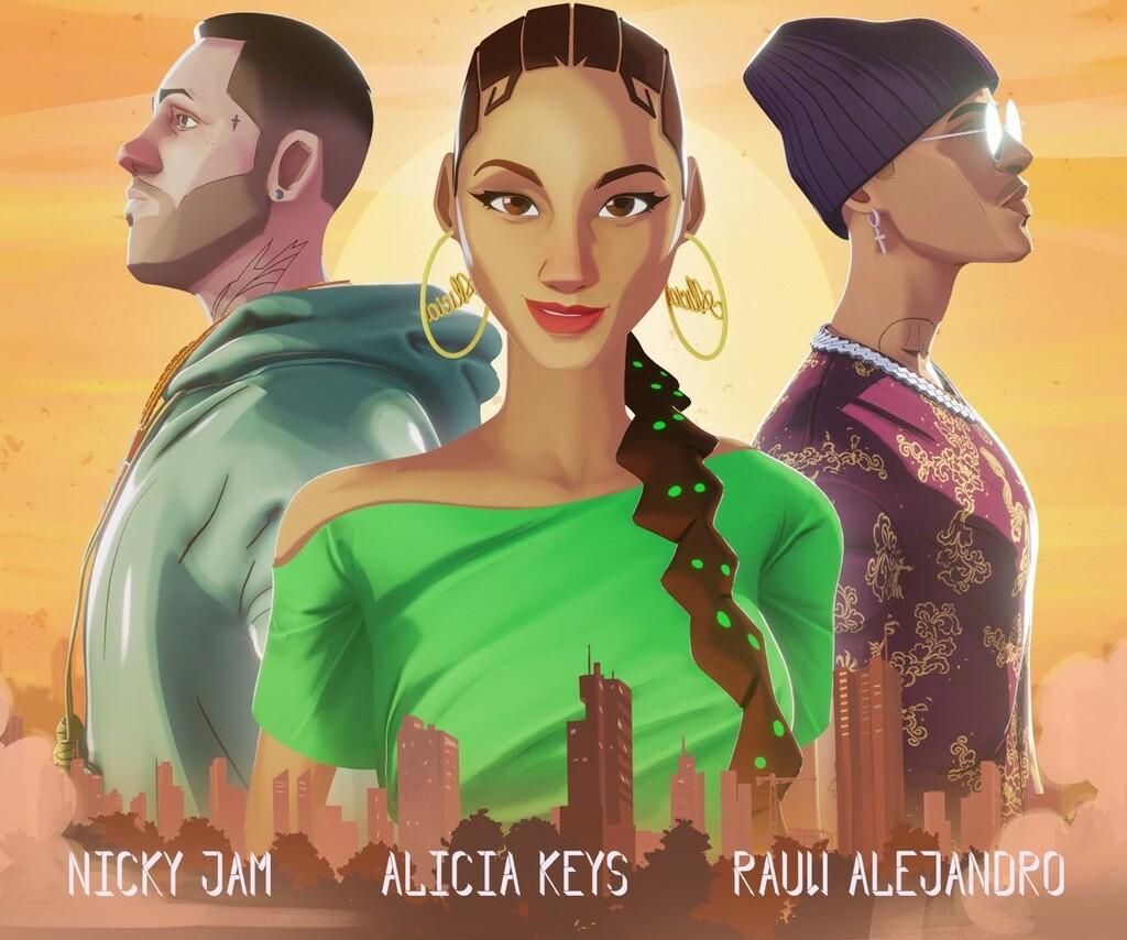 Alicia Keys - Underdog (Nicky Jam & Rauw Aleandro Remix)