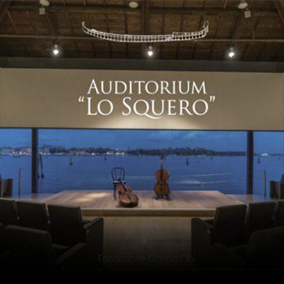"""Auditorium """"Lo Squero"""" - Stagione 2021"""