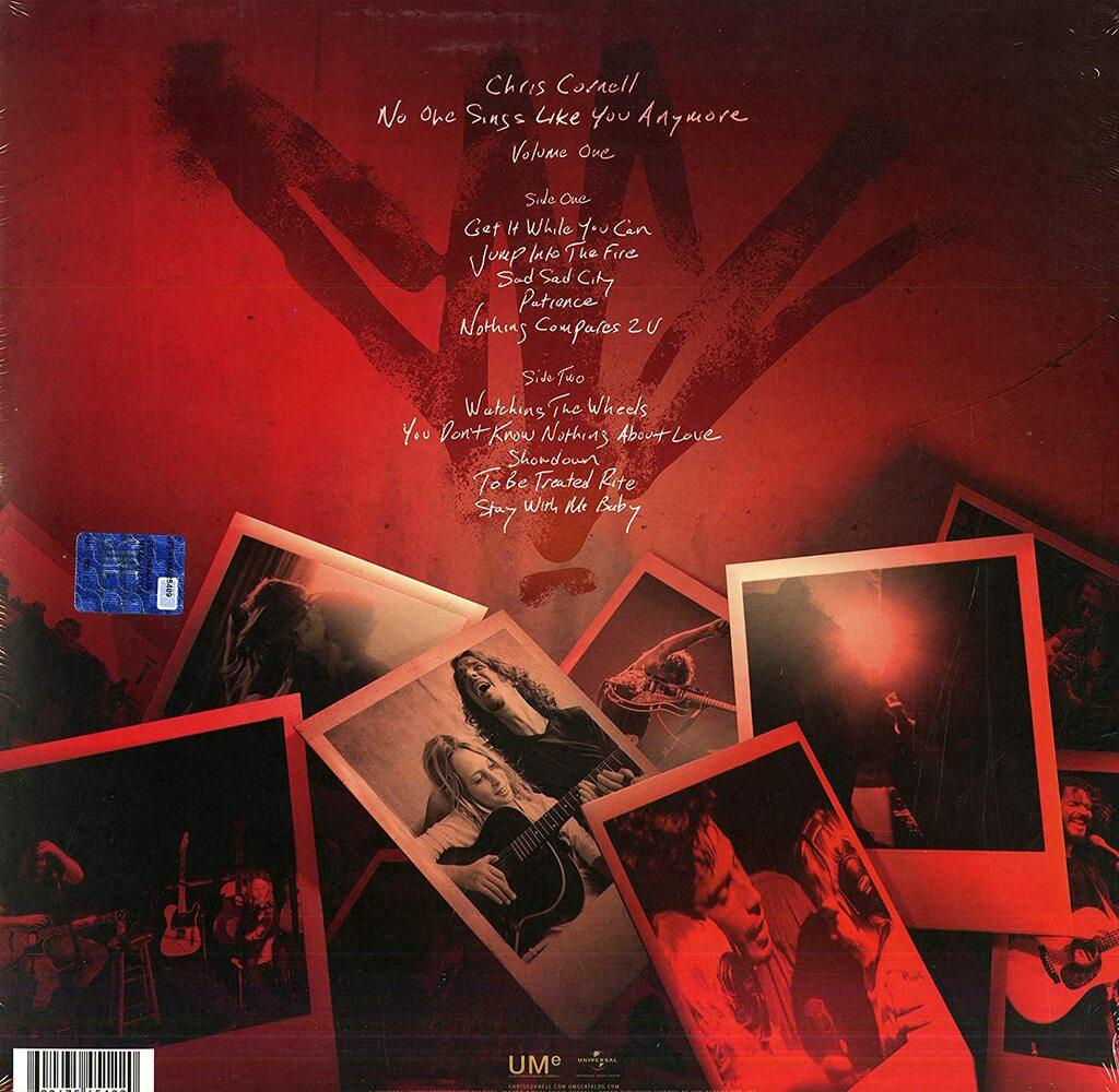 Chris Cornell. No One Sings Like You. Vol. 1