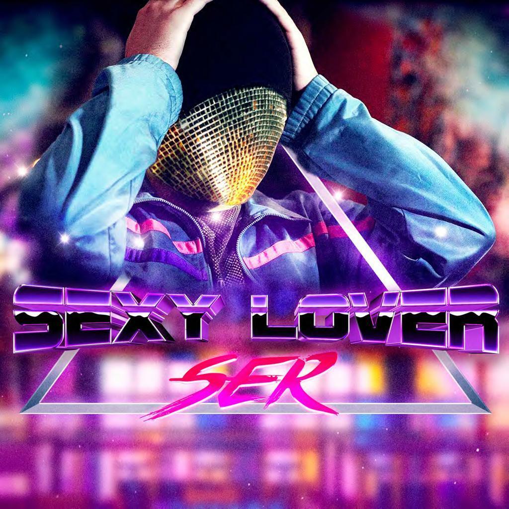 """Disponibile in digitale dal 28 maggio """"Sexy lover"""" il nuovo singolo di Ser"""