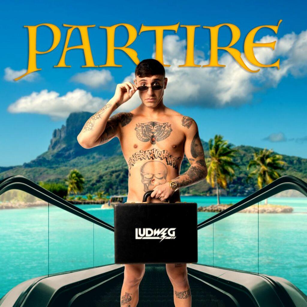 """Disponile in digitale """"Partire"""" il nuovo singolo del dj e producer Ludwig"""