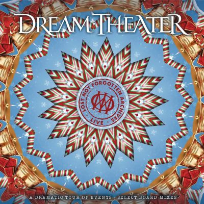 Dream Theater - Lost Not Forgotten Archives: A Dramatic Tour Of Events (3 LP + 2 CD)