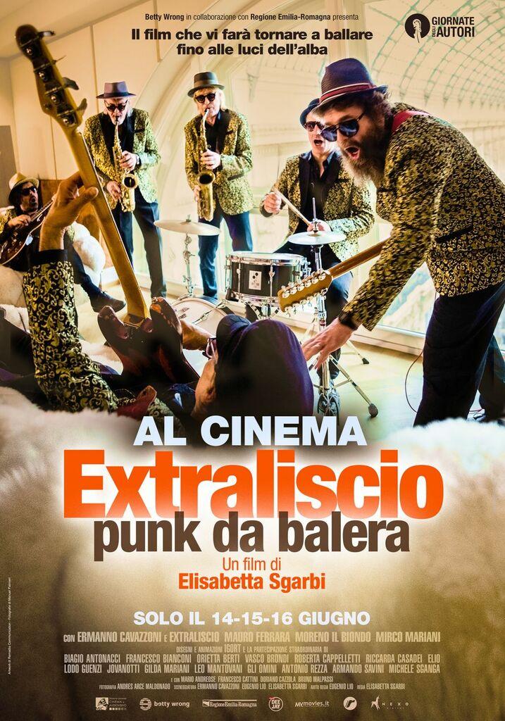 Gli Extraliscio al cinema e in tour