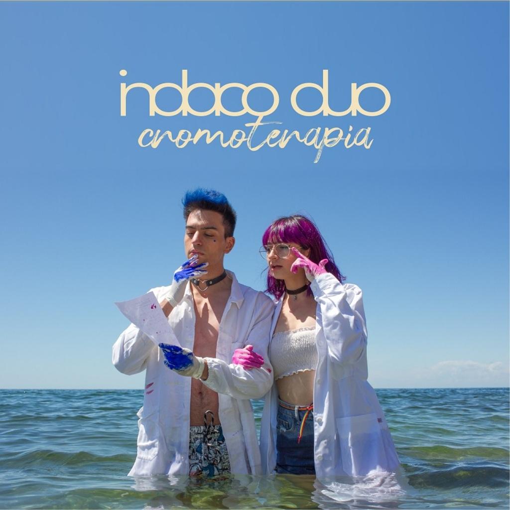 """Gli Indaco Duo pubblicano """"Cromoterapia"""""""