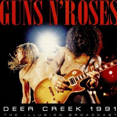 Guns N Roses - Deer Creek 1991