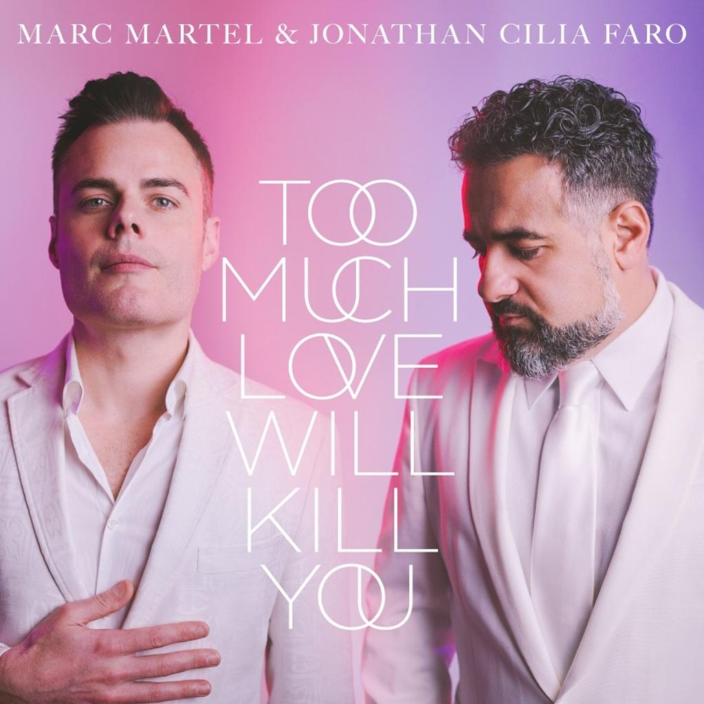 Il nuovo singolo di Jonathan Cilia Faro e Marc Martel ora anche in Italia