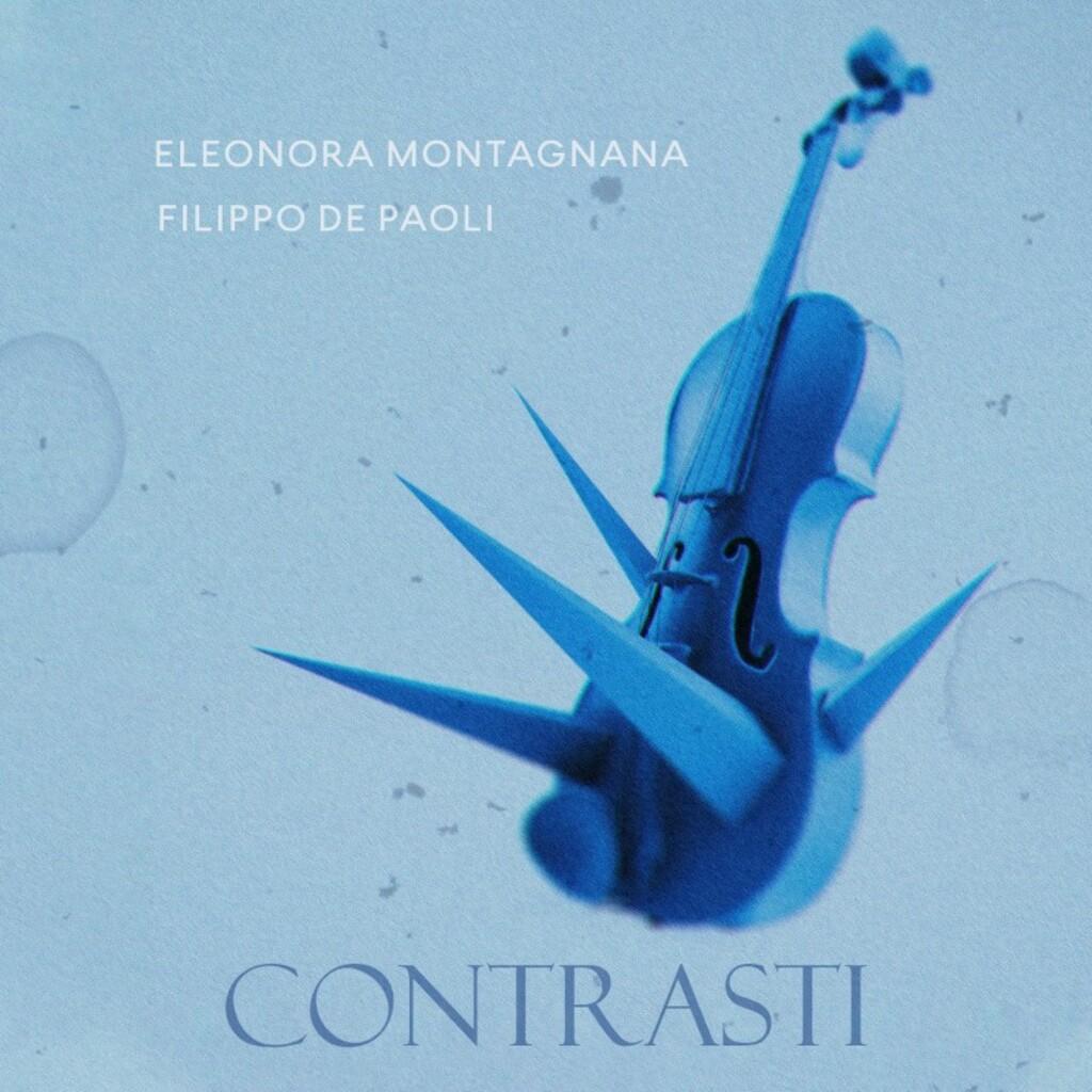 """Iniziato il crowdfunding per """"Contrasti"""" il primo EP di Eleonora Montagnana e Filippo De Paoli"""