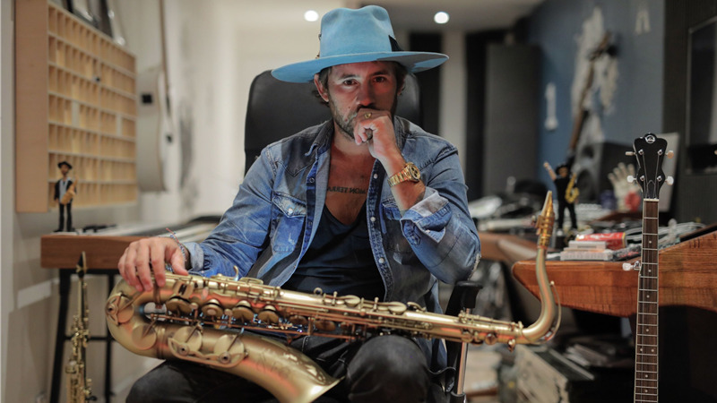 Jimmy Sax and Symphonic Dance Orchestra in Tour