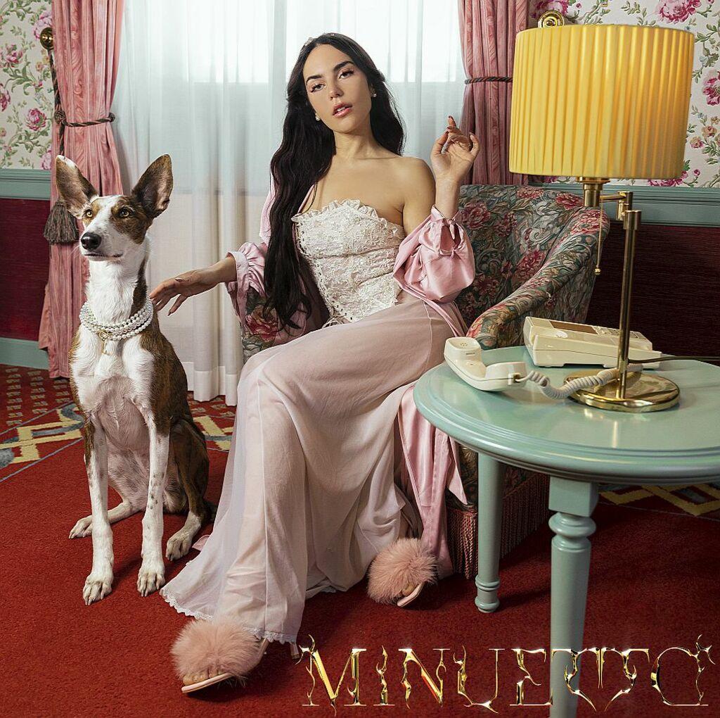 """Lolita omaggia Mia Martini con una versione speciale di """"Minuetto"""""""