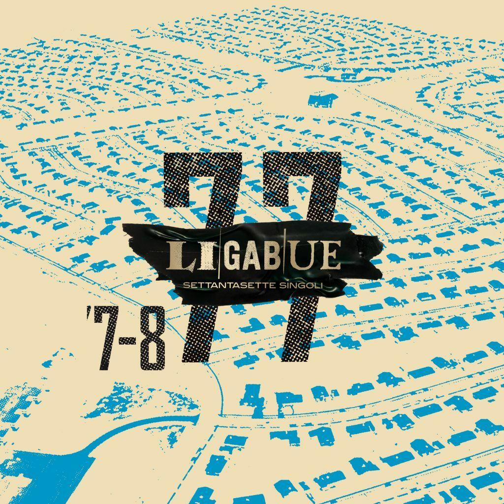 """Luciano Ligabue: disponibile in vinile la quarta uscita di """"77"""""""