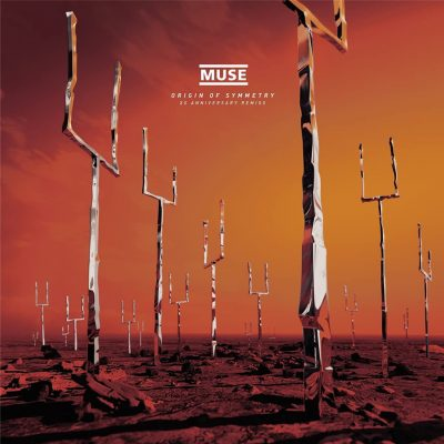 Muse - Origin Of Symmetry. Xx Anniversary Remixx (2 LP)