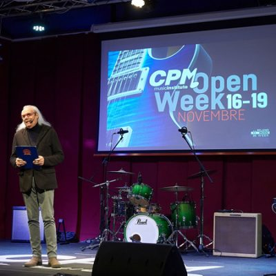 Open Week al CPM Music Institute di Franco Mussida