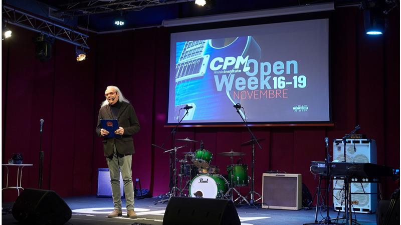 Open Week al CPM Music Institute di Franco Mussida