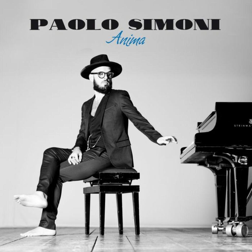 """Paolo Simoni è online il video di """"L'anima vuole"""" con la partecipazione di Roberto Vecchioni"""