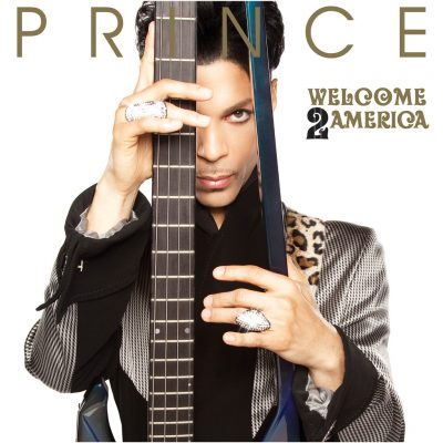 Prince. Welcome 2 America (Deluxe Edition: 2 LP + Cd Audio + Blue Ray + Box)