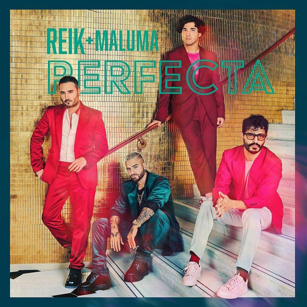 """Reik & Maluma in una nuova collaborazione con il brano """"Perfecta"""""""