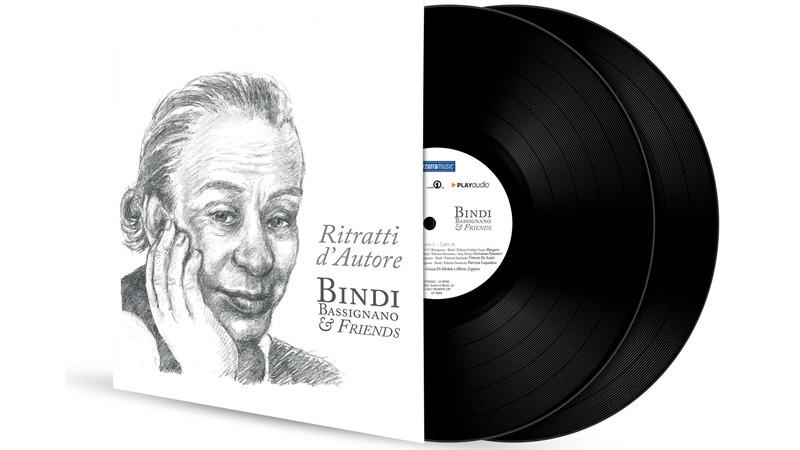 """""""Ritratti d'Autore - Bindi, Bassignano & Friends"""" ora disponibile in doppio vinile 180 gr"""