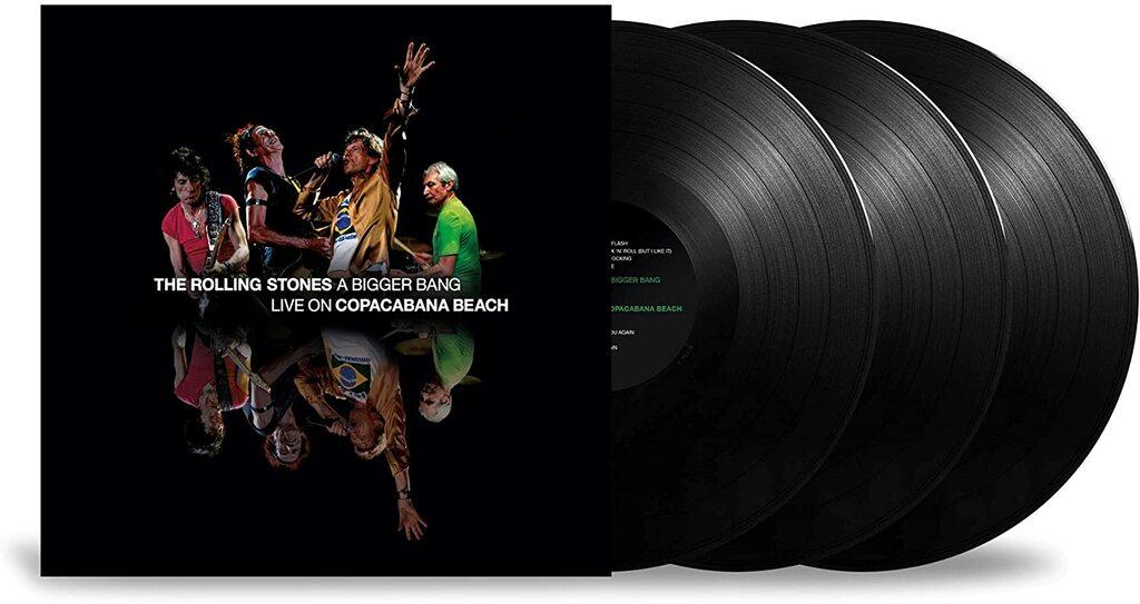 Rolling Stones - A Bigger Bang (3 LP)