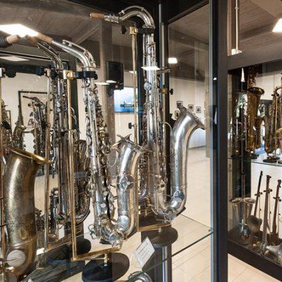 Sabato 8 maggio riapre il Museo del Saxofono