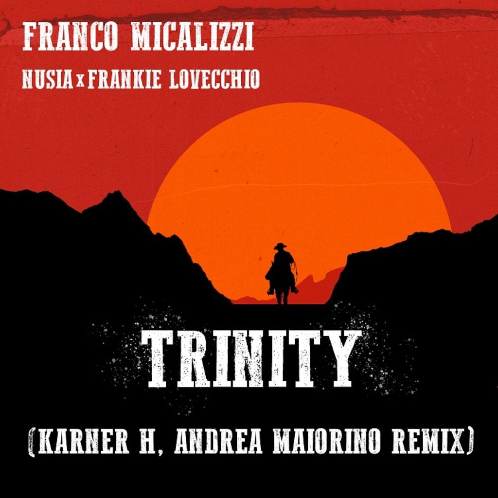 """""""Trinity (Remix)"""" interpretato da Nusia e Frankie"""