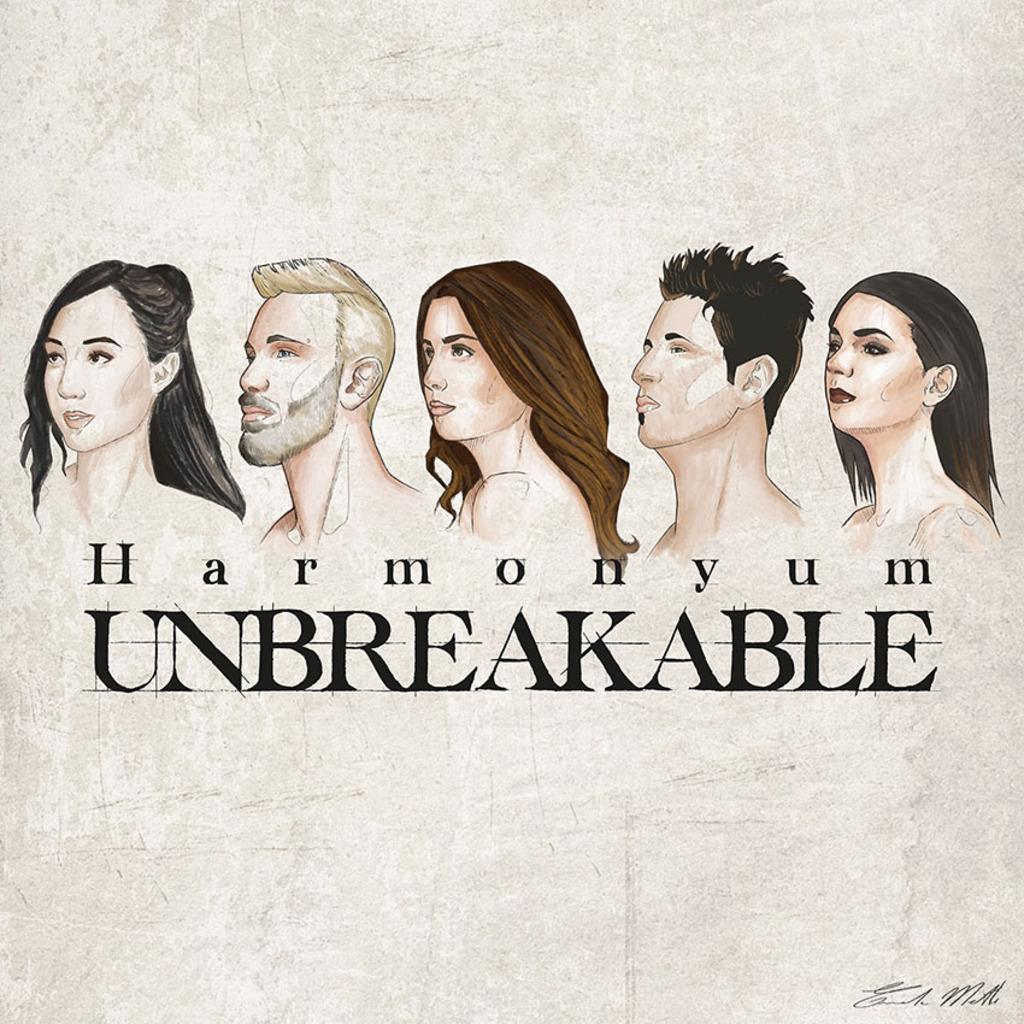"""""""Unbreakable"""" il nuovo singolo degli Harmonyum"""