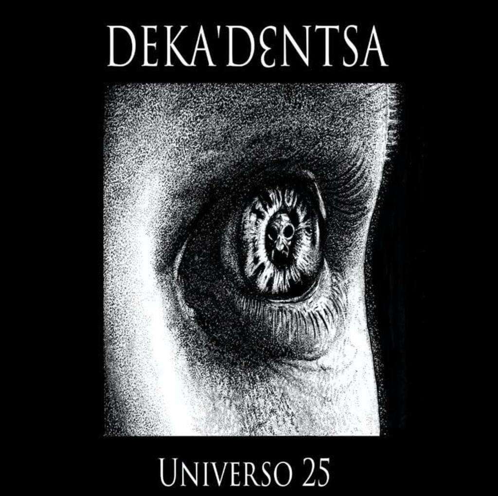 """Universo 25"":  l'album d'esordio dei Deka'Dentsa"