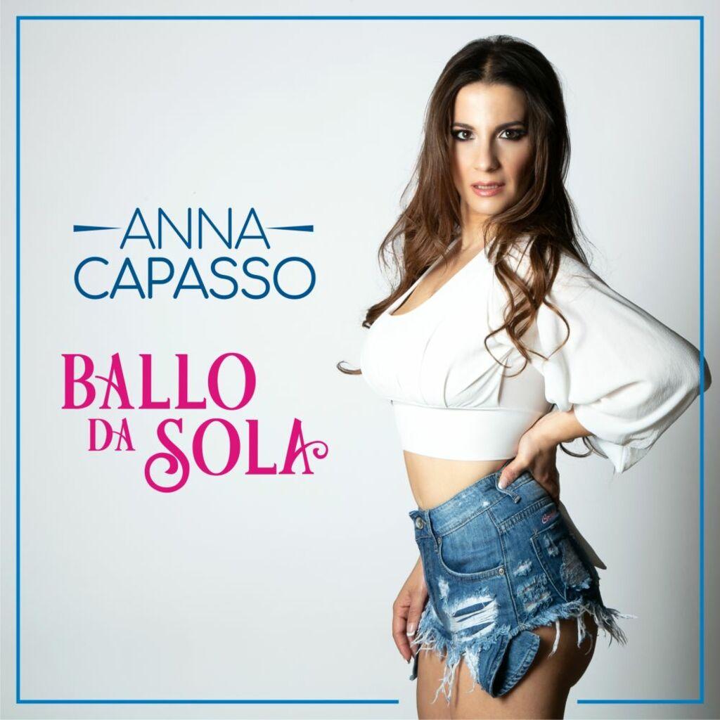 """Anna Capasso pubblica """"Ballo da sola"""""""