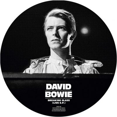 David Bowie - Breaking Glass (Picture Disc)