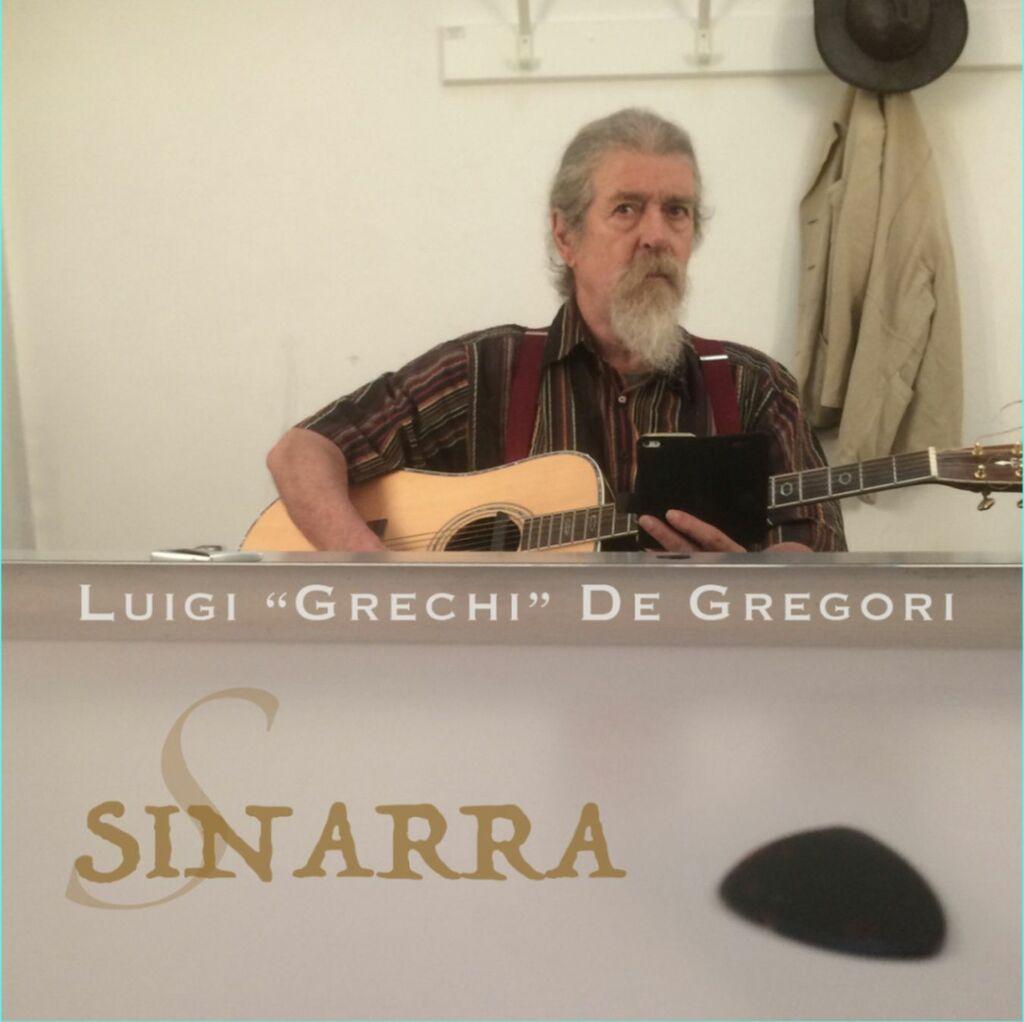 """Disponibile il nuovo album del cantautore Luigi """"Grechi"""" De Gregori"""